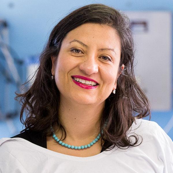 Associate Professor Elif Ekinci