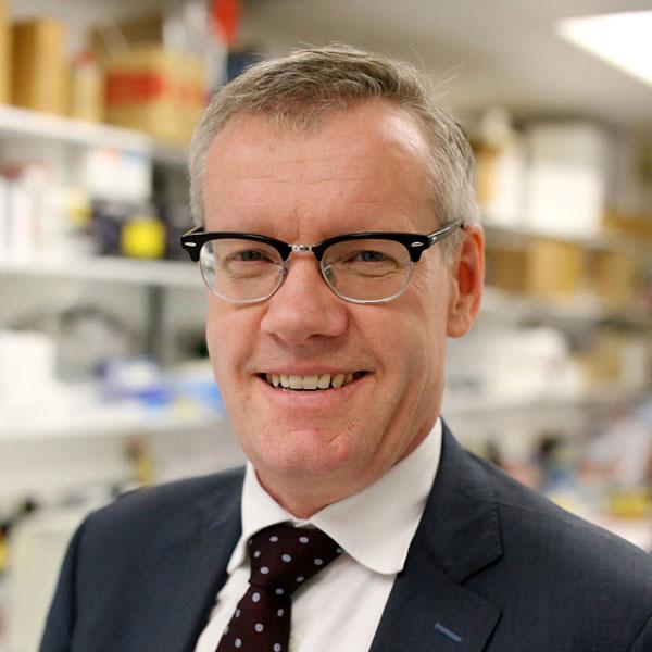 Professor Toby Coates
