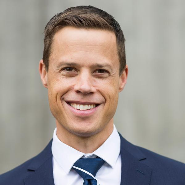 Associate Professor Peter Van Wijngaarden